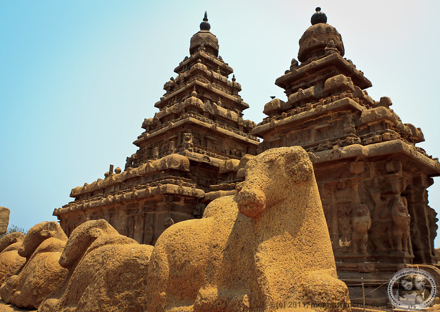 Mahabalipuram, The Temple City