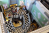 Lobby Full Room (Imagine™) Tags: tower architecture airplane toys lego billboard artdeco rapture littlesister bigdaddy moc watercity bioshock lifelites imaginerigney brickworld2011