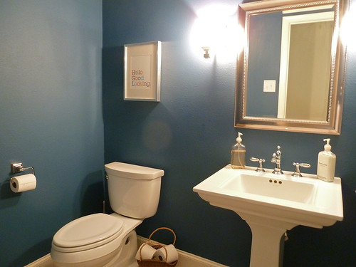 Update: Our Powder Room