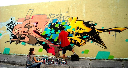 Typoe - Miami Graffiti - Mid-City Arts