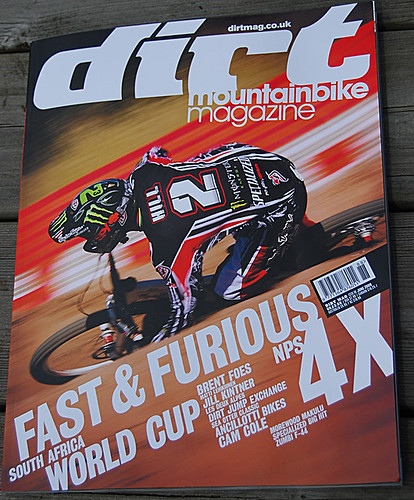Dirt Issue 88 Cover