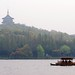 Sailing on the West Lake @ Hangzhou