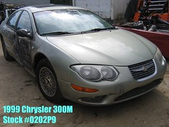 99 Chrysler 300M -stock #0202p9