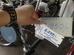 Dahon Curve SL GSS special offer