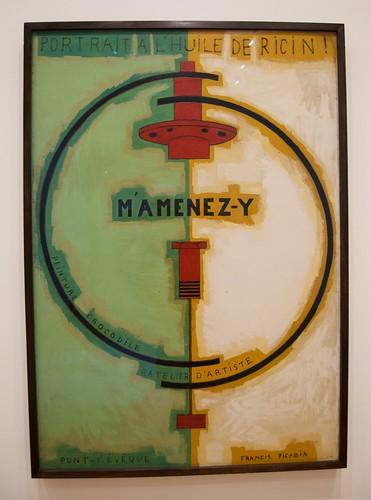 Picabia - M'Amenez-Y