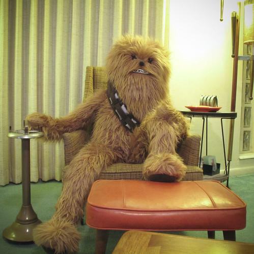 Pinkypunk; Chewbacca