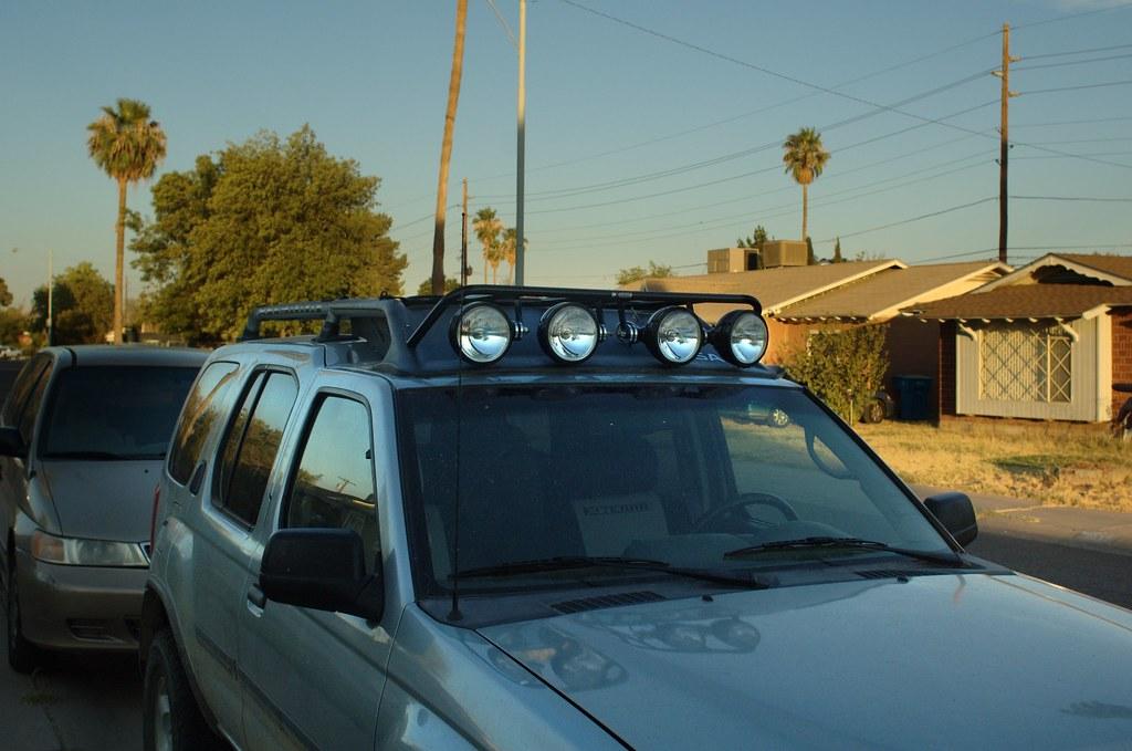 Roof Rack Light Bar Nissan Frontier Forum