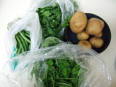 Veggies for Market Week