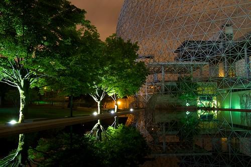Biosphere on Ste-Helene Island near Montreal #2