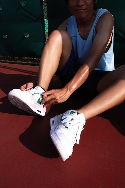 20090726_pison的新鞋