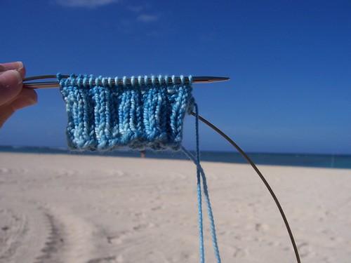ocean blue socks