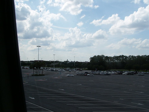 Magic Kingdom Parking Lot Magic Kingdom Parking From