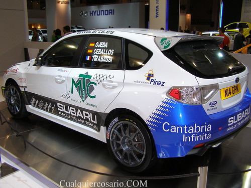 Subaru Rally Team Spain ( III )
