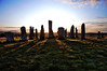 Callanish standing stones at dawn, Isle of Lewis, Scotland (iancowe) Tags: standing scotland stones lewis scottish callanish isle hebrides calanais calanish flickrsbest mywinners theunforgettablepictures breasclete goldendiamondblog