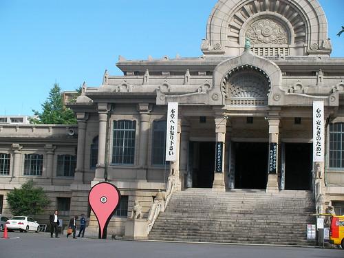 築地本願寺 Googleマップ