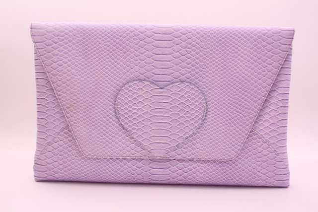 Purple Clutch 2