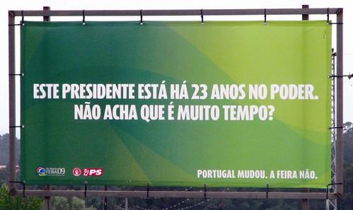 Autárquicas 2009 - PS Santa Maria Feira