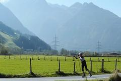 Zell am See - Báječné bruslení