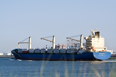 Port of Rotterdam. Hoek van Holland