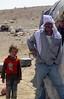 Beduins family near Ramallah