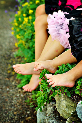 Pretty Little Feet