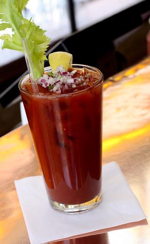 Zuni Bloody Mary.  Eff yea.