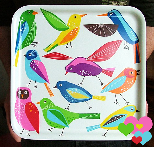 Bird Tray @ IKEA