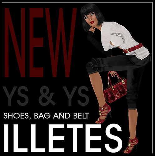 New! New! New! @ YS & YS