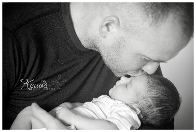 Loved by daddy