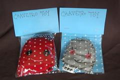 morango (GirloveOne) Tags: love girl toys one chaveiros acessorios