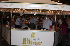 One of several beer stations (jayinvienna) Tags: beer dulles military oktoberfest german bier dullesairport bitburger bundeswehr luftwaffe bundesmarine germanbeernight bundeswehrkommando germanarmedforcescommand