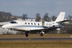 EI-XLS - Private - Cessna 560XL Citation XLS - Luton - 090213 - Steven Gray - IMG_9243