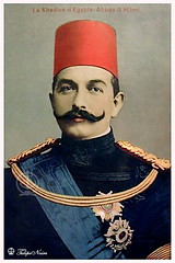 H.M. Khedive Abbas Hilmi II (C) (Tulipe Noire) Tags: africa egypt middleeast cairo egyptian abbas ruler hilmi kedive