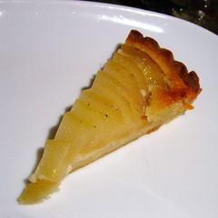Pear torte