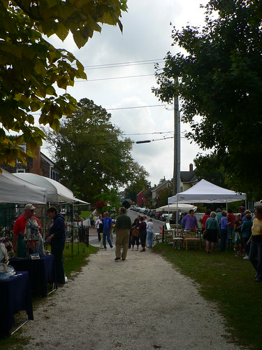 Craft Fair At Bruce Museum