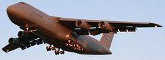 C-5 arrivle @ KPDX (Eagle Driver Wanted) Tags: sunset c5