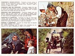 Pinocchio Comencini Postcard 04 (alexsettantasette) Tags: postcard postcards franchi pinocchio cartolina cartoline manfredi comencini ingrassia