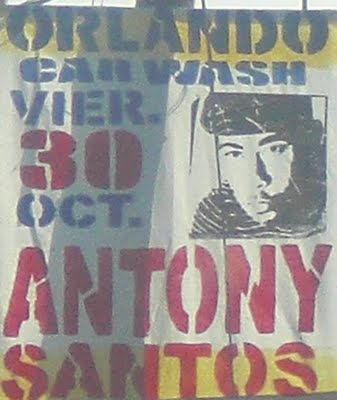 ANTHONY SANTOS EN SALCEDO