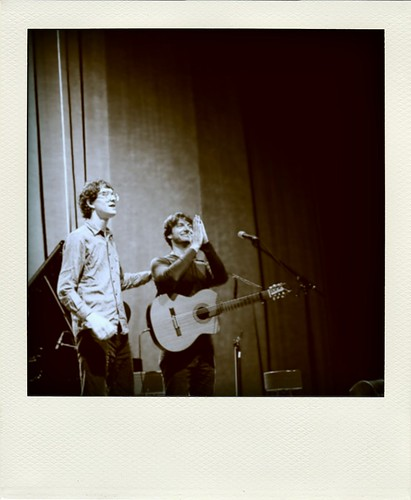Kings Of Convenience @ Konzerthaus, Dortmund