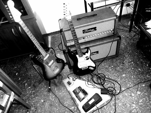 El Larva Guitar Gear