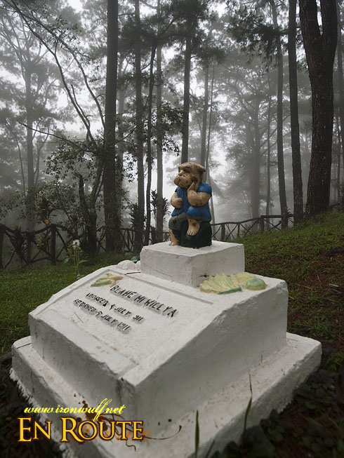 Baguio: The Lost Cemetery of Negativism