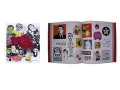 Book Peel, The Art Of The Sticker (KLEP ATTACKS) Tags: magazine book peel klep klepattacks klepattackscom