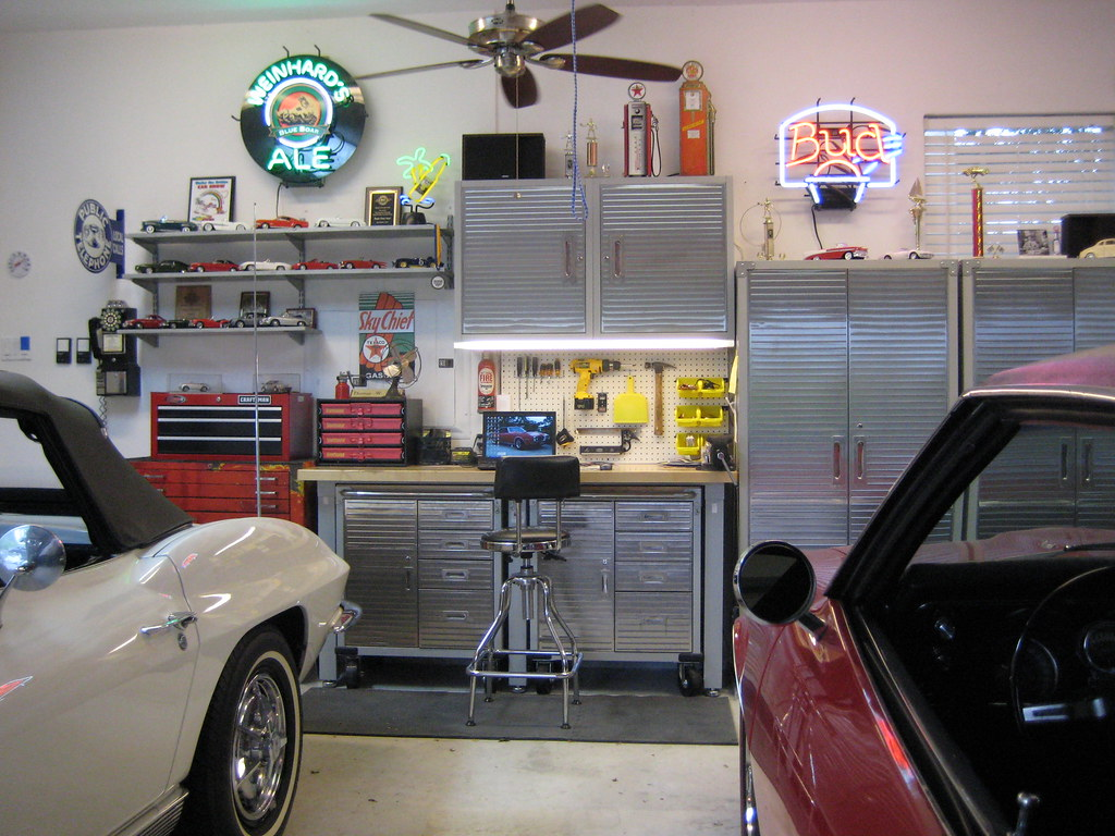 Garage Cabinets Seville Classics Opinions Availability The Garage Journal Board