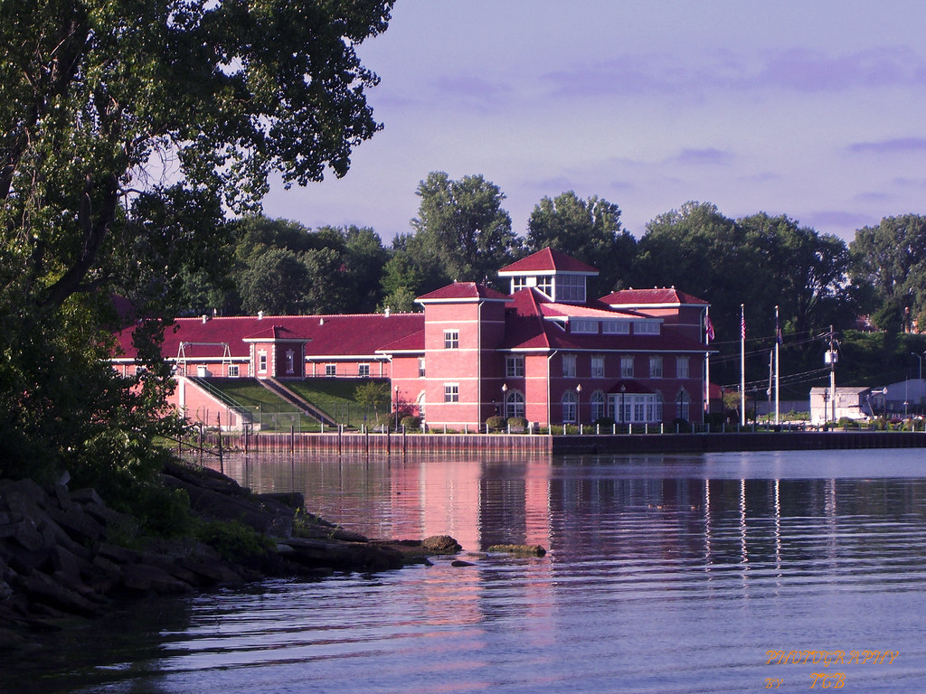 Erie water works