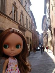 -Siena (blythe me, blythe me not) Tags: italy girl cinnamon blythe siena toscany