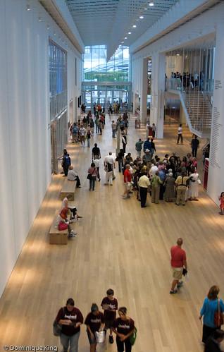 Art Institute of Chicago modern wing 3