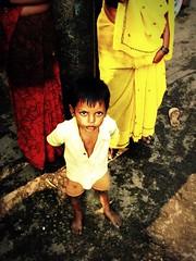 Down Low (Frank Ritchie) Tags: india children delhi slums ashapicnik