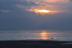 Posta de sol al Delta