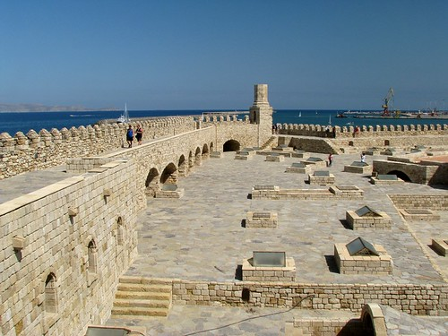 Exploring Heraklion's Venetian Past