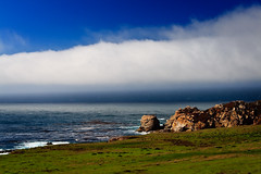 Coast Along the California 1 Highway (Shannon Cayze) Tags: california canon rebel coast bigsur canonef2470mmf28lusm californiacoast california1 2470mm ca1 cabrillohighway xti rebelxti canonrebelxti cayze shannoncayze